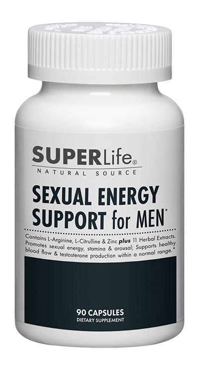 Sexual Energy Support (90 Capsules)